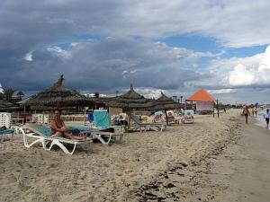 la plage et la mer