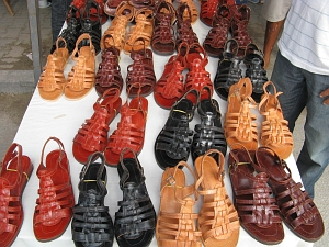 Les chaussures de Lita