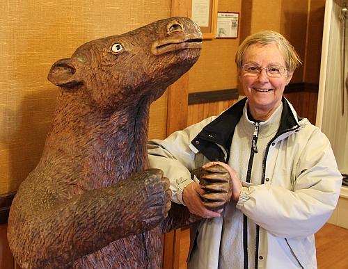 Devinette au Musée de Puerto Natales Puerto-Natales349-1