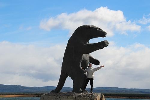 Devinette au Musée de Puerto Natales Puerto-Natales392_1