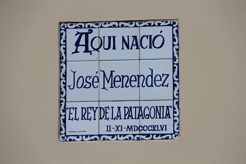 """Don José Menéndez y Menéndez, """"el Rey de la Patagonia""""  IMG_2379-1"""