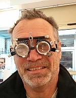 chez l'opticien