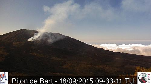 Volcan - Piton de Bert